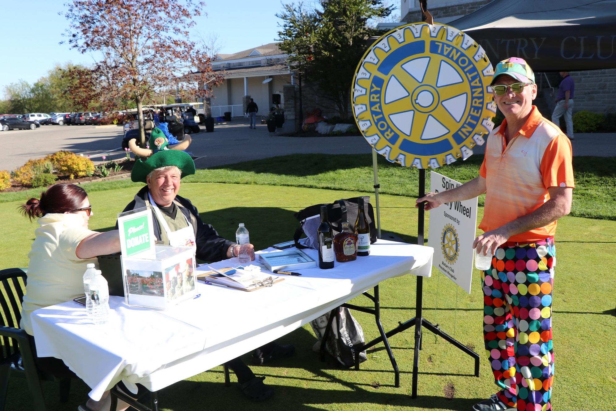 Support Your Local Veterans Golf Tournament